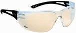 Bolle Slam Safety Glasses with Black Temple and ESP Lens