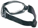 Bolle X900 Tactical Safety Goggles with Clear Anti-Fog and Anti-Scratch Lens