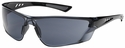 Bouton Recon Safety Glasses with Black Temple and Gray Anti-Fog Lens