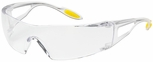 Bouton Xtreme Safety Glasses with Clear Anti-Fog Lens