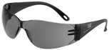 CAT Jet Safety Glasses with Black Frame and Smoke Lens