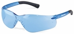 Crews BearKat 3 Safety Glasses with Light Blue Lens