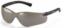 Crews BearKat 3 Safety Glasses with Silver Mirror Lens