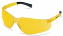 Crews Bearkat Safety Glasses with Amber Lens