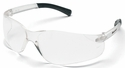 Crews BearKat Safety Glasses with Clear Lens