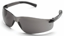 Crews BearKat Safety Glasses with Gray Anti-Fog Lens