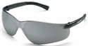 Crews BearKat Safety Glasses with Silver Mirror Lens