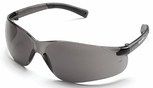 Crews BearKat Small Safety Glasses with Gray Lens