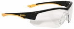 DeWalt Adapter Safety Glasses with Black/Yellow Frame and Clear Anti-Fog Lens