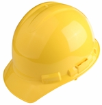 Dewalt Hard Hat with Standard Brim and 6-Point Ratchet Suspension