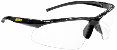 DeWalt Radius Safety Glasses with Clear Lens