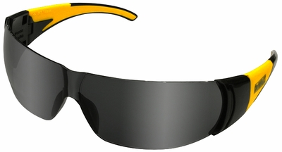 Dewalt Renovator Safety Glasses with Silver Mirror Lens