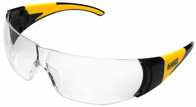 Dewalt Renovator Small Safety Glasses with Clear Lens