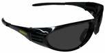 DeWalt Ventilator Safety Glasses with Black Frame and Smoke Lens
