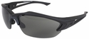 Edge Acid Gambit Tactical Safety Glasses with Black Frame and G-15 Lens