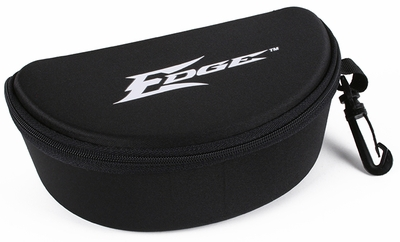 Edge Black Hard Case with Logo