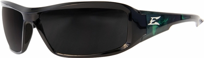 Edge Brazeau Designer Series with Black Apocalypse1 Frame and Smoke Lens