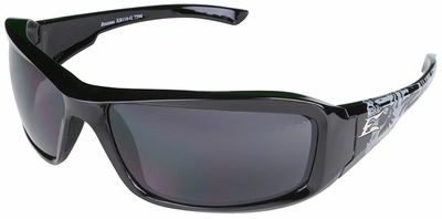 Edge Brazeau Designer Series with Black/Gray Gargoyle Frame and Smoke Lens