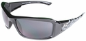 Edge Brazeau Designer Series with Black/Gray Shark Frame and Smoke Lens