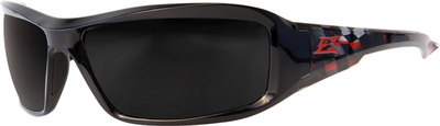 Edge Brazeau Designer Series with Black Velocity1 Frame and Smoke Lens