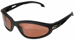 Edge Dakura Polarized Safety Glasses with Copper Lens