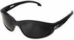 Edge Dakura Polarized Safety Glasses with Smoke Lens
