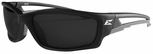 Edge Kazbek Polarized Safety Glasses with Smoke Lens