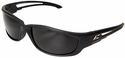 Edge Kazbek XL Polarized Safety Glasses with Smoke Lens