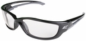 Edge Kazbek XL Safety Glasses with Clear Lens