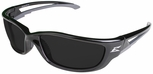 Edge Kazbek XL Safety Glasses with Smoke Lens