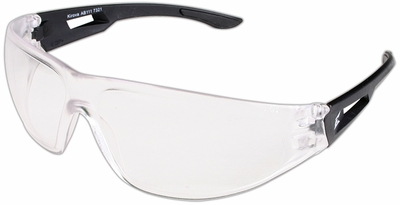 Edge Kirova Safety Glasses with Clear Lens