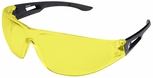 Edge Kirova Safety Glasses with Yellow Lens