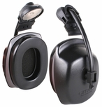 Elvex HM-20 Low Profile Cap-Mount NRR-25 Ear Muffs