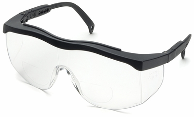 Elvex Rx-100 Bifocal Safety Glasses With Clear Lens