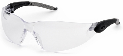 Elvex TNT Safety Glasses with Clear Anti-Fog Lens