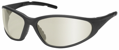 Elvex XTS Safety Glasses with Gray Frame and Indoor-Outdoor Lens
