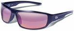 Gargoyles Prevail Safety Sunglasses with Matte Black Frame and Plasma Polarized Lens