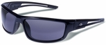 Gargoyles Squall Safety Sunglasses with Black Frame and Smoke Lens