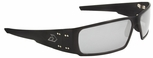 Gatorz Octane Sunglasses with Black Aluminum Frame and Chrome Lens