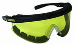 Guard Dogs Purebred Safety Glasses with Golden Lens