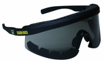Guard Dogs Purebred Safety Glasses with Smoke Lens