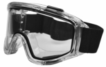 Haber Liquidator Splash Goggle with Dual Lens (Without Holes for Eliminator Fan)