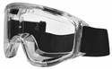 Haber Liquidator Splash Goggle with Single Lens (With Holes for Eliminator Fan)