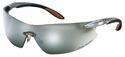 Harley Davidson HD802 Safety Glasses with Silver Mirror Lens