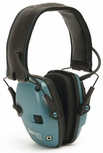 Howard Leight Impact Sport Electronic Ear Muff NRR 22, Blue