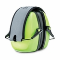 Howard Leight Leightning L2FHV Hi-Vis Folding Ear Muff NRR 27
