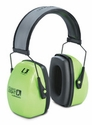 Howard Leight Leightning L3HV Hi-Vis Folding Ear Muff NRR 30