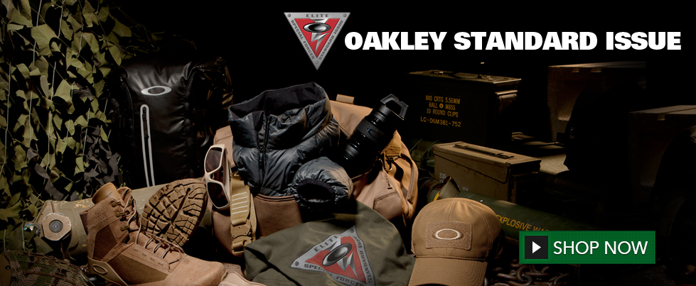 Oakley SI Tactical Sunglasses, Goggles & Gear