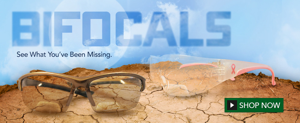 Bifocal Safety Glasses Help You See What You've Been Missing