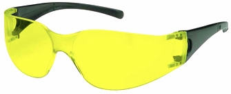 Jackson Element Safety Glasses with Amber Lens